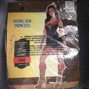 Other - Halloween Rising Sun Princess!